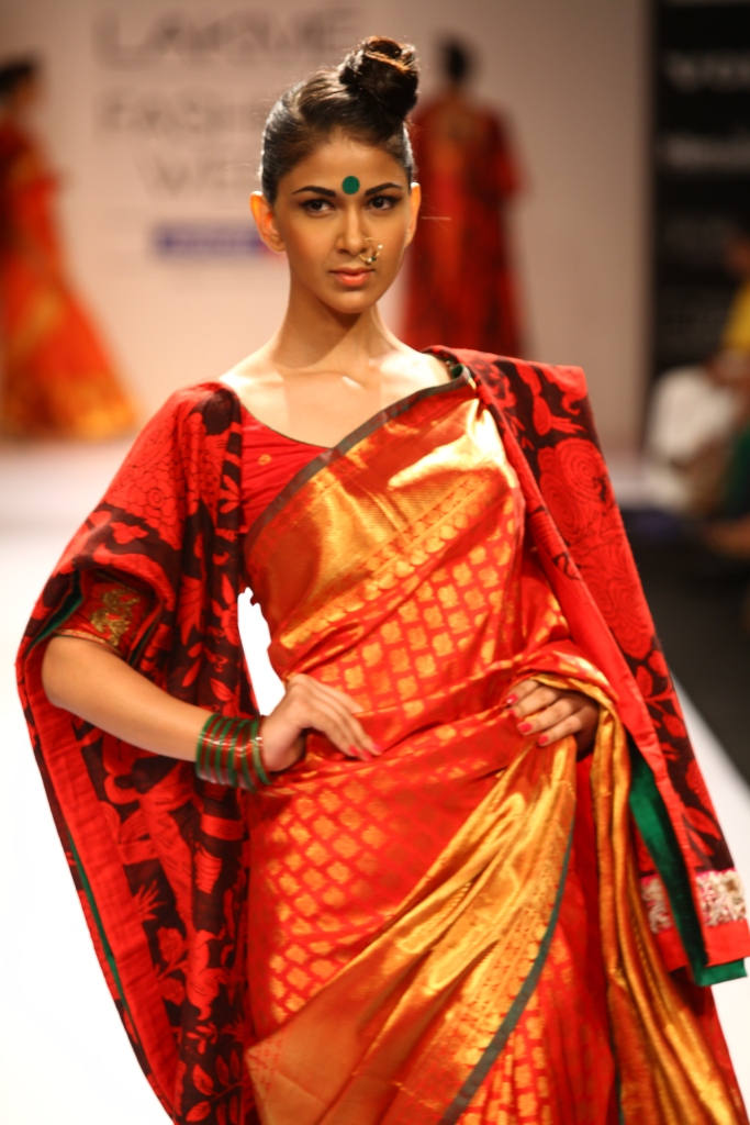 Inspired By India Award Winning Fashion Designer Gaurang Opens Exclusive Hi End Indian Hand Weaves Couture Store Plans More Stores Sheelapanicker S Blog